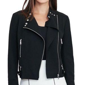 Lauren by Ralph Lauren moto jacket
